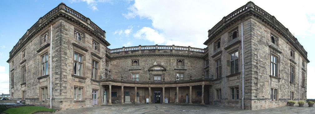Nottingham Castle Entrance