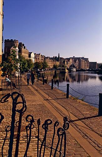 The Shore at Leith