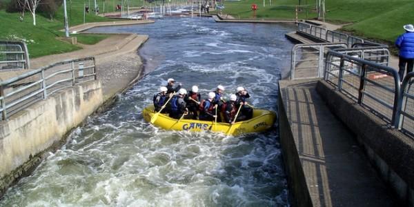 EXPERIENCE WATER RAFTING