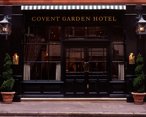 Covent Garden Hotel MeetingVenuescom