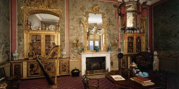 HISTORIC INTERIOR WALLPAPER