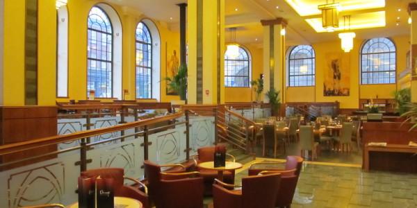 RADISSON HOTEL WESTERN LOBBY
