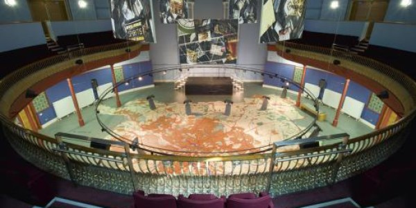 THE FORBO FLOORING SYSTEM OF THE MUSEUM