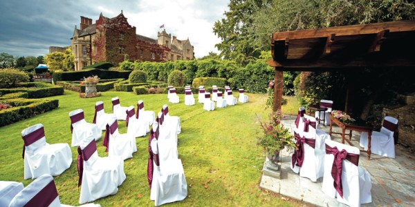 WEDDING AT THE MANOR