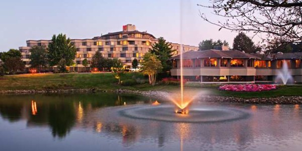 Welcome to the Hilton Chicago/Indian Lakes Resort