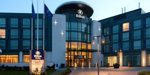 Welcome to the Hilton Reading hotel