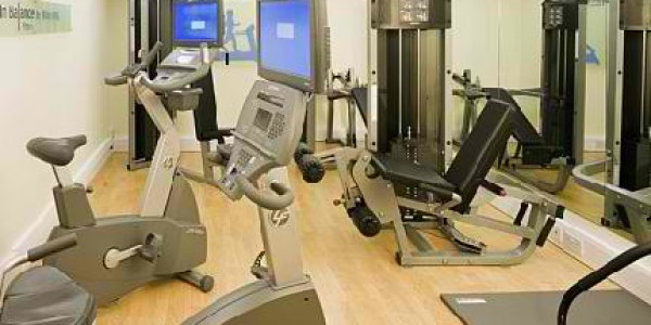 Novotel Birmingham Airport Gym